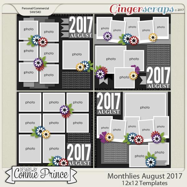Monthlies August 2017 - 12x12 Temps (CU Ok)