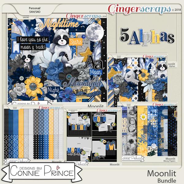 Moonlit - Bundle by Connie Prince