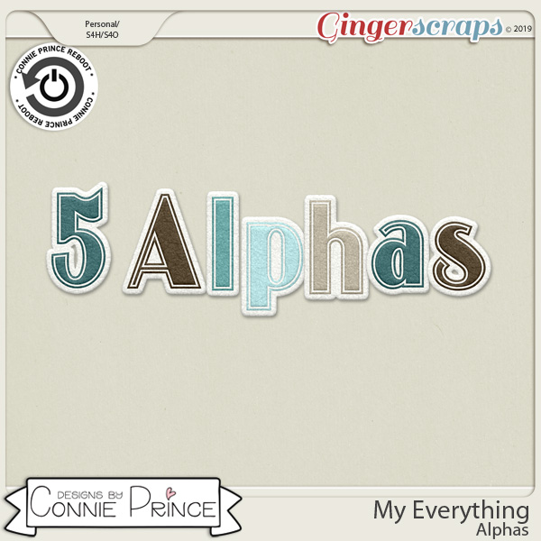 My Everything - Alpha Pack AddOn by Connie Prince