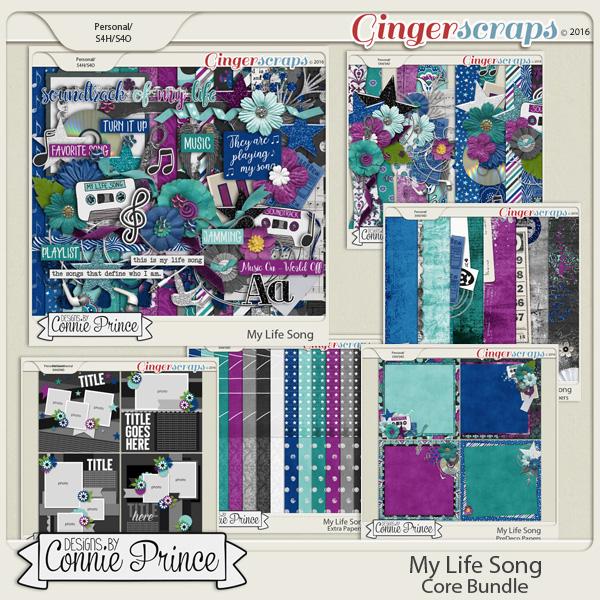 My Life Song - Core Bundle