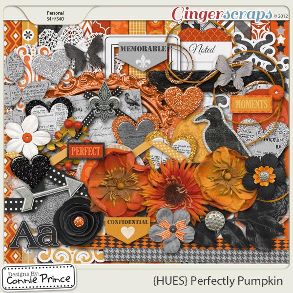 {HUES} Perfectly Pumpkin - Kit