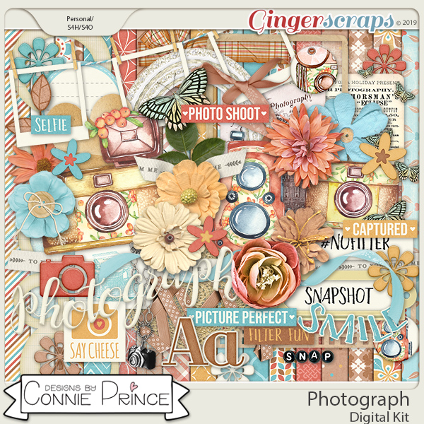 Photograph - Kit by Connie Prince