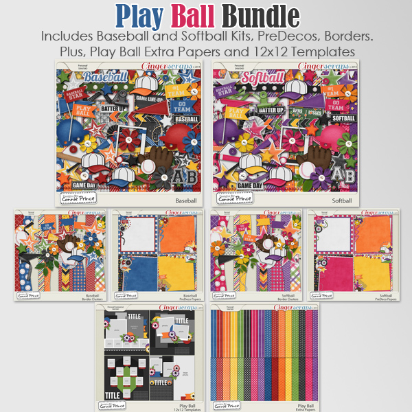 Play Ball - Bundle