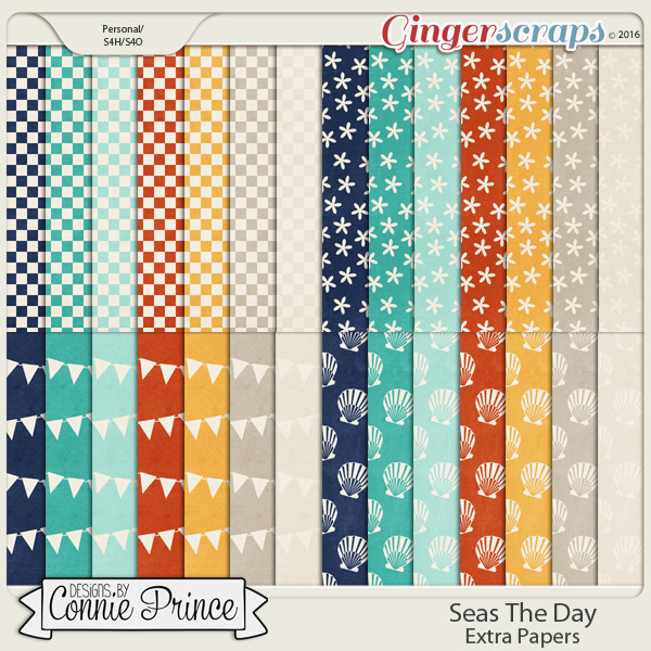 Seas The Day - Extra Papers