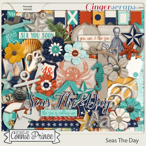 Seas The Day - Kit
