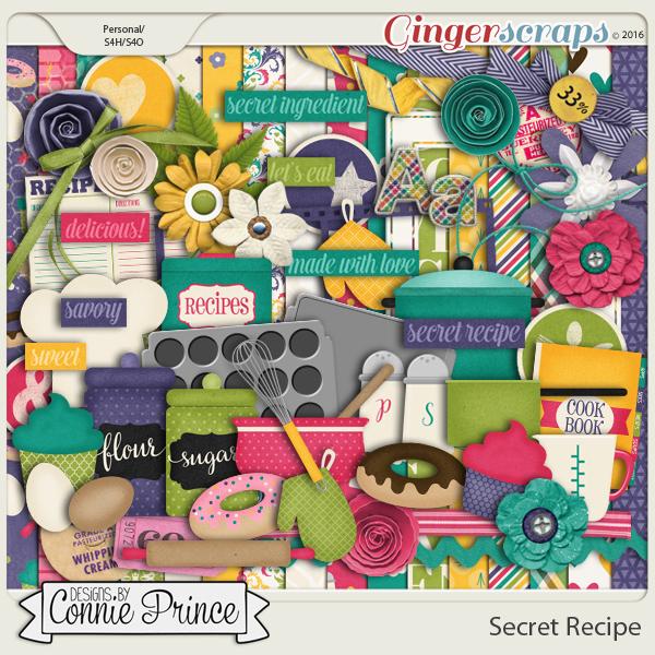 Secret Recipe  - Kit