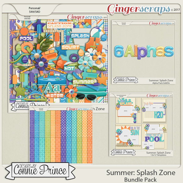 Splash Zone - Bundle