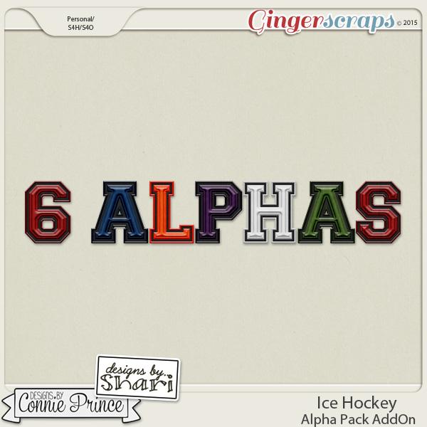 Ice Hockey - Alpha Pack AddOn