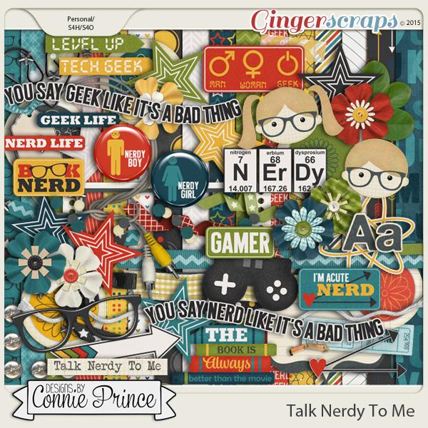 Talk Nerdy To Me - Kit