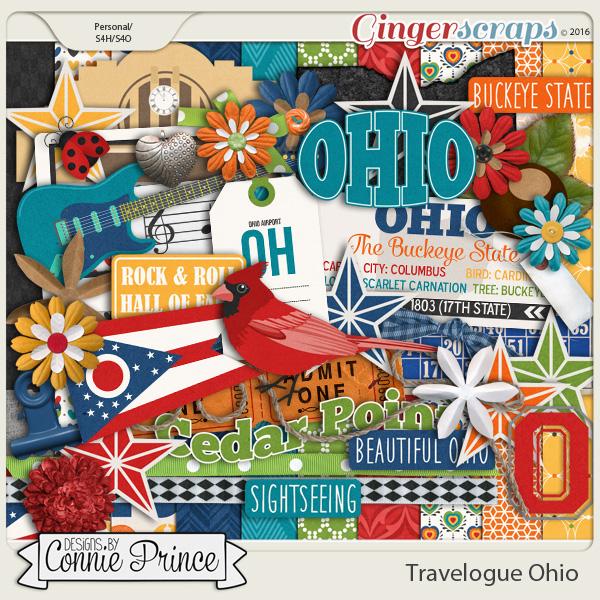 Travelogue Ohio - Kit