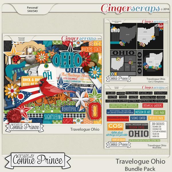 Travelogue Ohio - Bundle Pack
