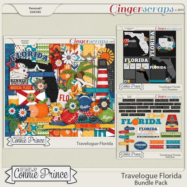 Travelogue Florida - Bundle Pack