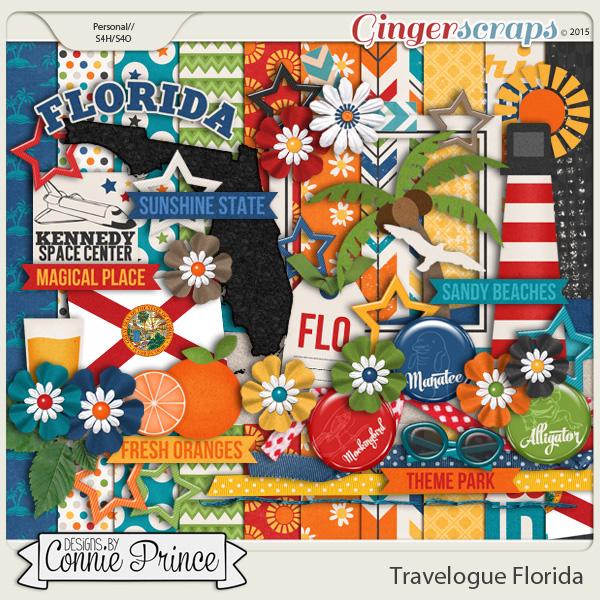 Travelogue Florida - Kit