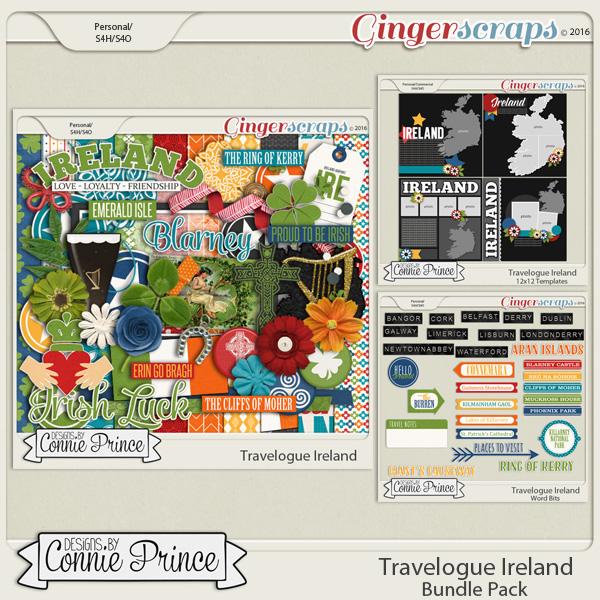 Travelogue Ireland - Bundle Pack