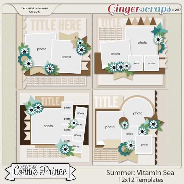 Vitamin Sea - 12x12 Temps (CU Ok)