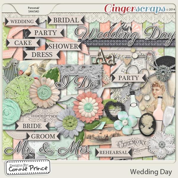 Wedding Day - Kit