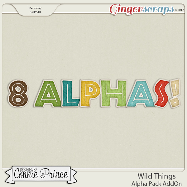 Wild Things- Alpha Pack AddOn