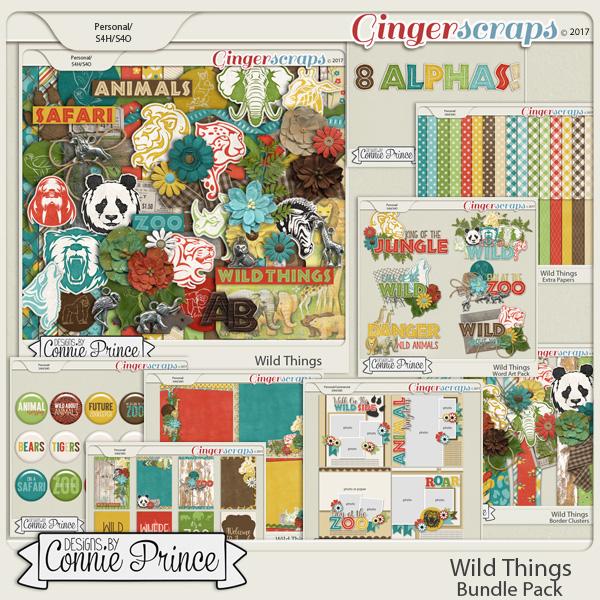 Wild Things - Core Bundle