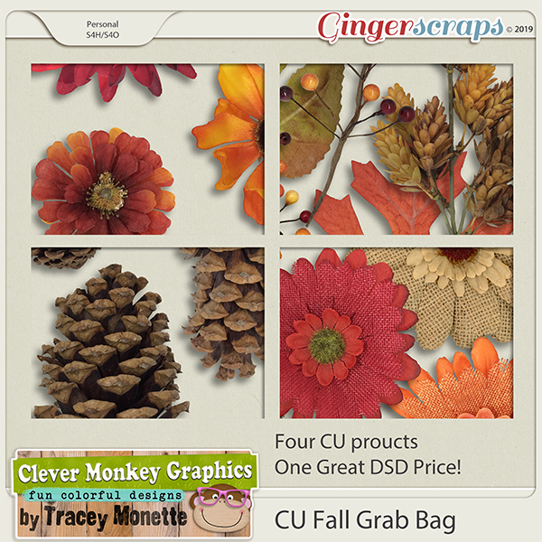 CU DSD Grab Bag by Clever Monkey Graphics
