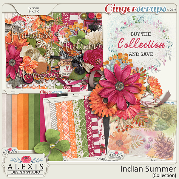 Indian Summer - Collection