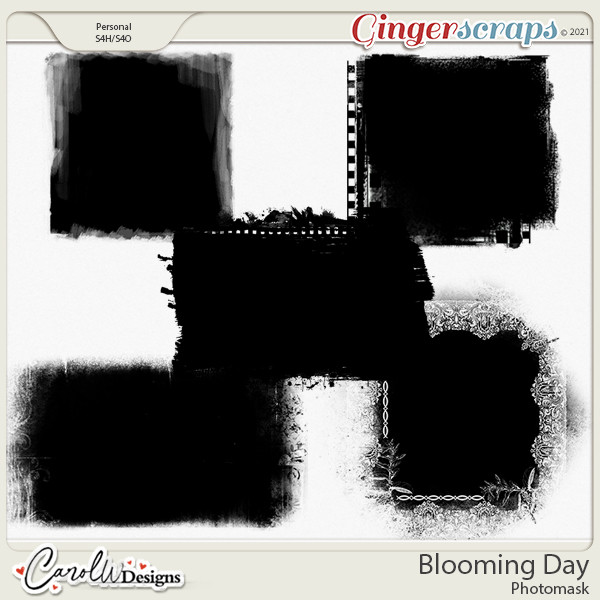 Blooming Day-Photomask