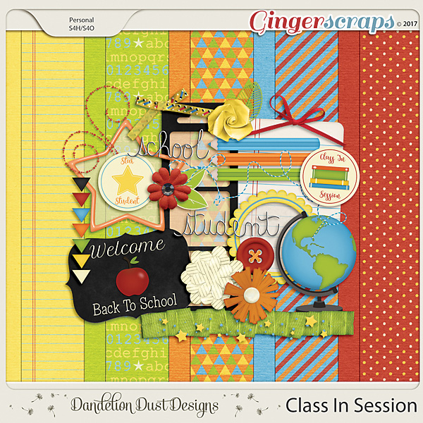 Class In Session By Dandelion Dust Designs