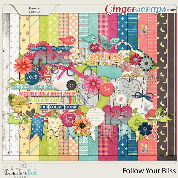 Follow Your Bliss by Dandelion Dust Designs