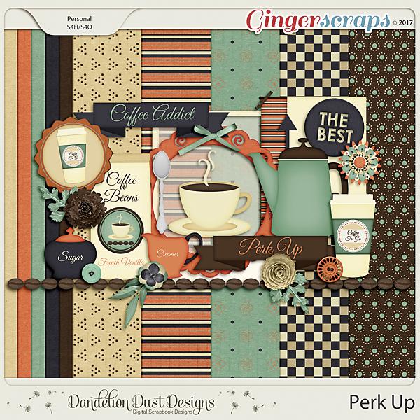 Perk Up By Dandelion Dust Designs