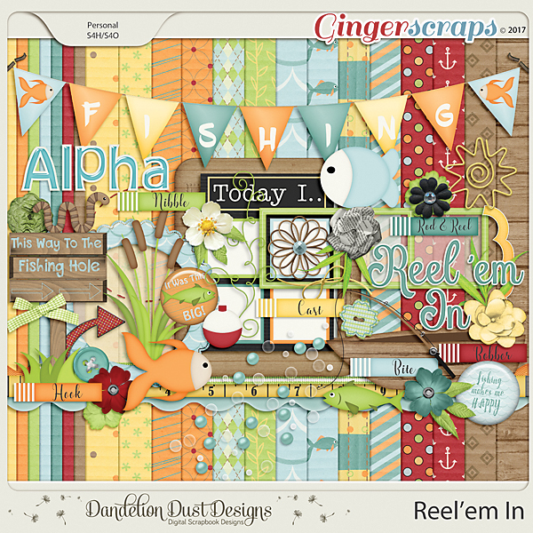 Reel'em In By Dandelion Dust Designs