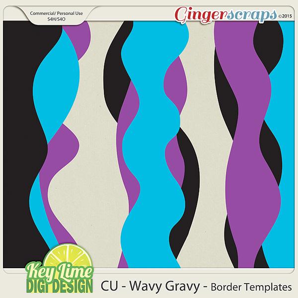 CU Wavy Gravy Borders I