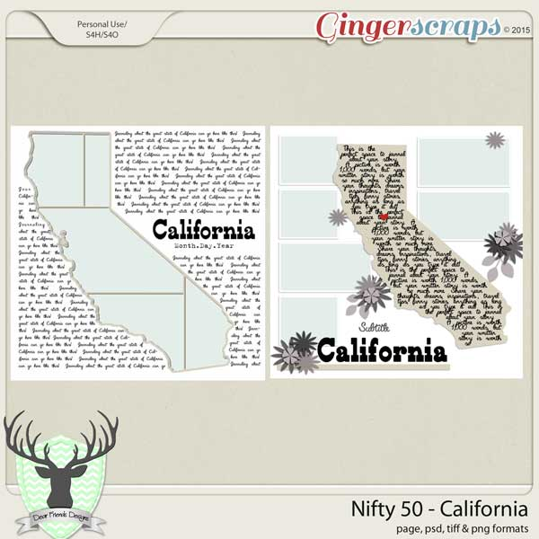 Nifty 50: California