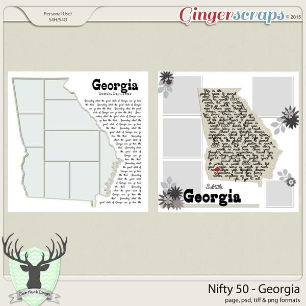 Nifty 50: Georgia