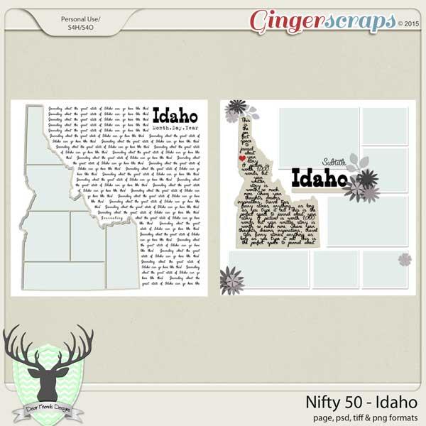 Nifty 50: Idaho