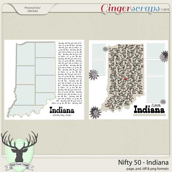 Nifty 50: Indiana