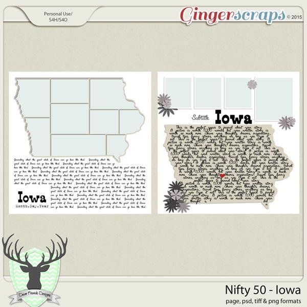 Nifty 50: Iowa