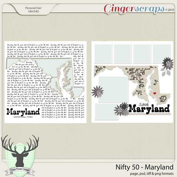 Nifty 50: Maryland