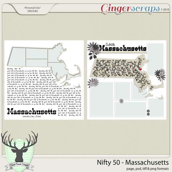 Nifty 50: Massachusetts