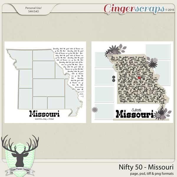 Nifty 50: Missouri