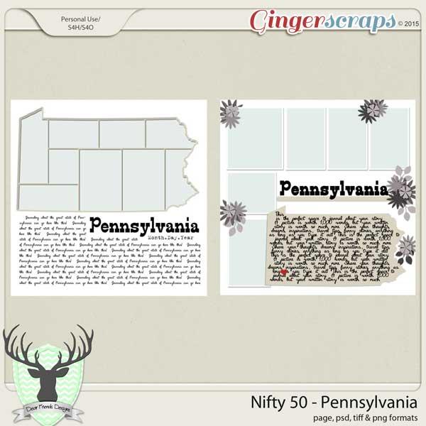Nifty 50: Pennsylvania