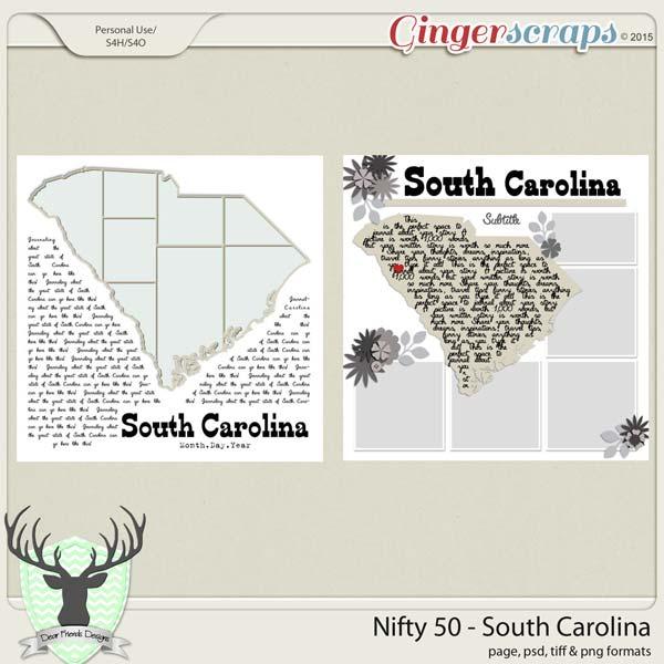 Nifty 50: South Carolina