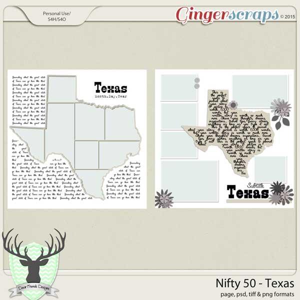 Nifty 50: Texas