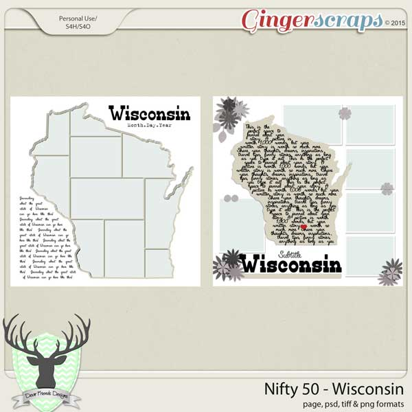 Nifty 50: Wisconsin