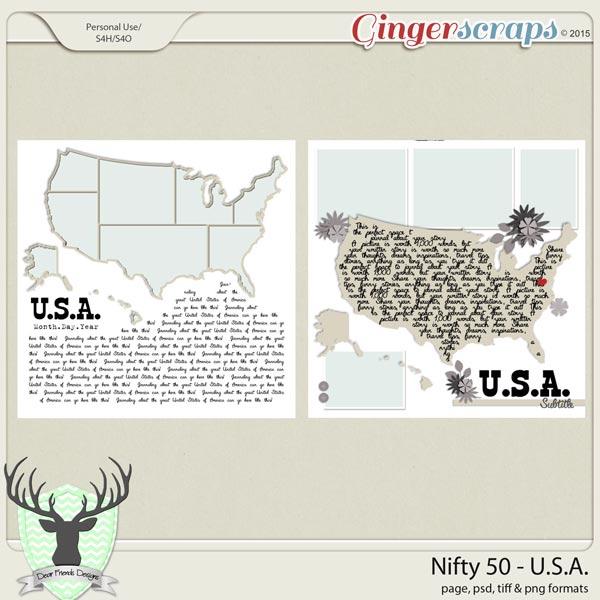 Nifty 50: U.S.A.