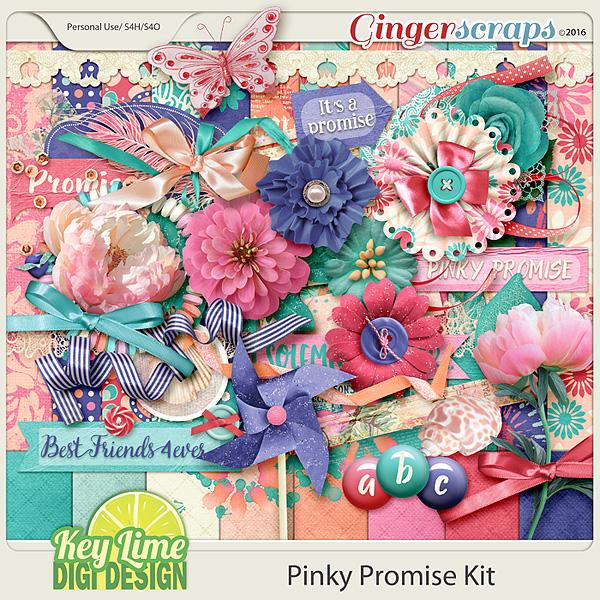 Pinky Promise Kit