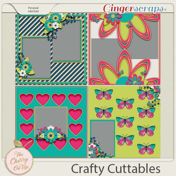 The Cherry On Top: Crafty Cuttables