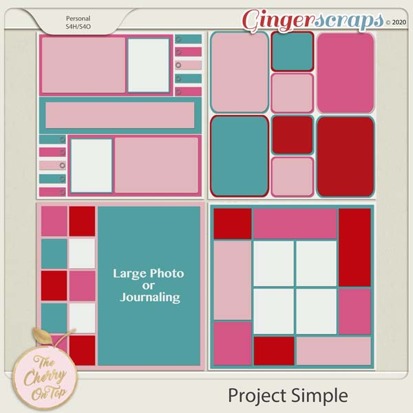 The Cherry On Top:  Project Simple