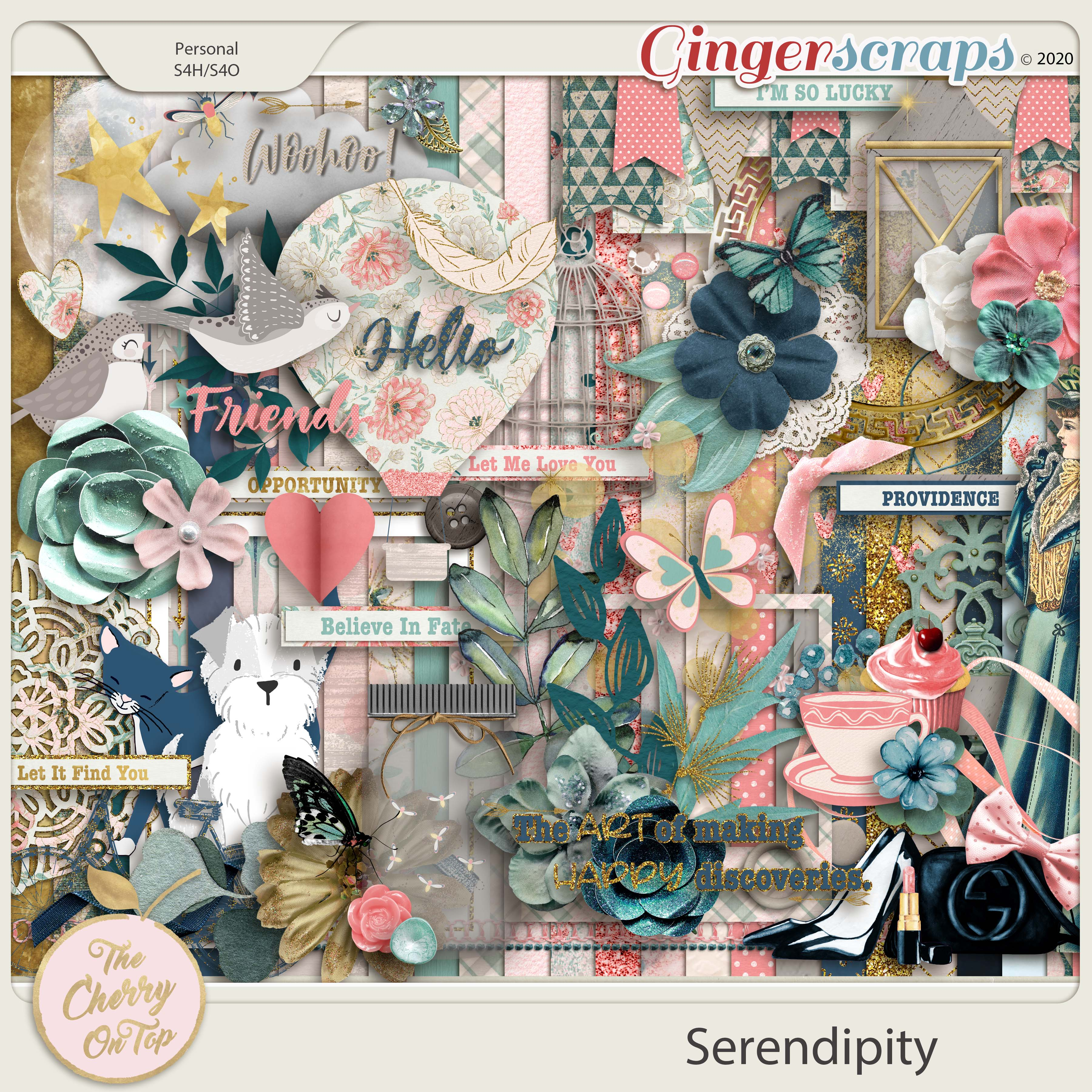 The Cherry On Top:  Serendipity Kit