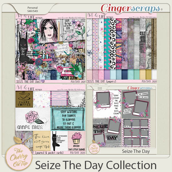 The Cherry On Top:  Seize The Day Collection