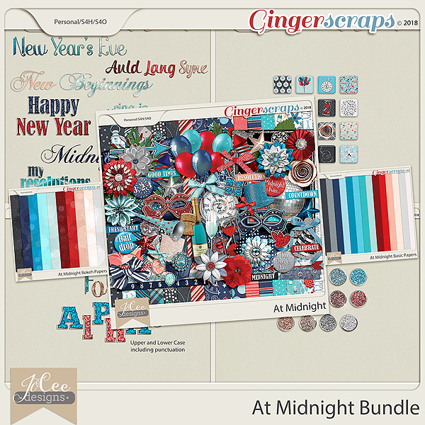 At Midnight Bundle by JoCee Designs