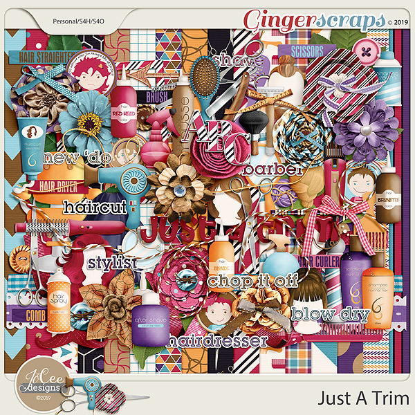Just A Trim Kit by JoCee Designs